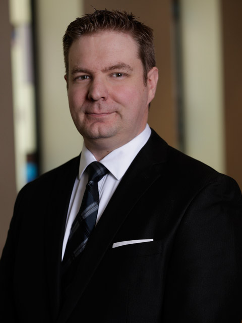 Darren Picht, LFD