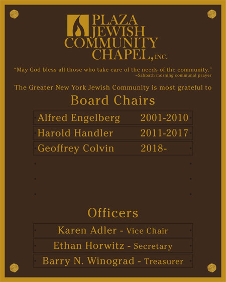 board of diretors